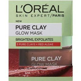 ĽORÉAL PARIS Skin Expert Pure Clay Glow Mask 50 ml