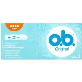 O.B. Original Super Tampons  32 ks