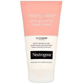 NEUTROGENA Visibly Clear Pink Grapefruit Cream Wash 150 ml